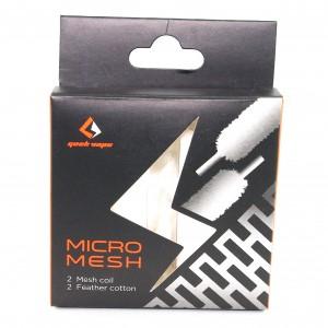Micro Mesh Zeus X Mesh RTA – Geek Vape